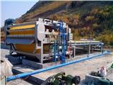 公司洗沙污泥脱水机,高质量的污泥脱水机设备