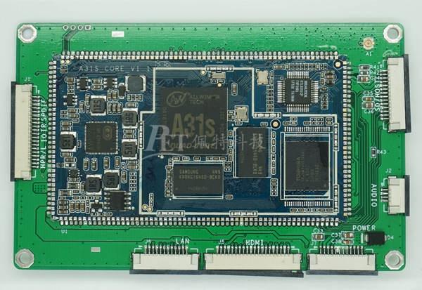 广州高品质PCBA加工,PCBA产品开发,佩特科技