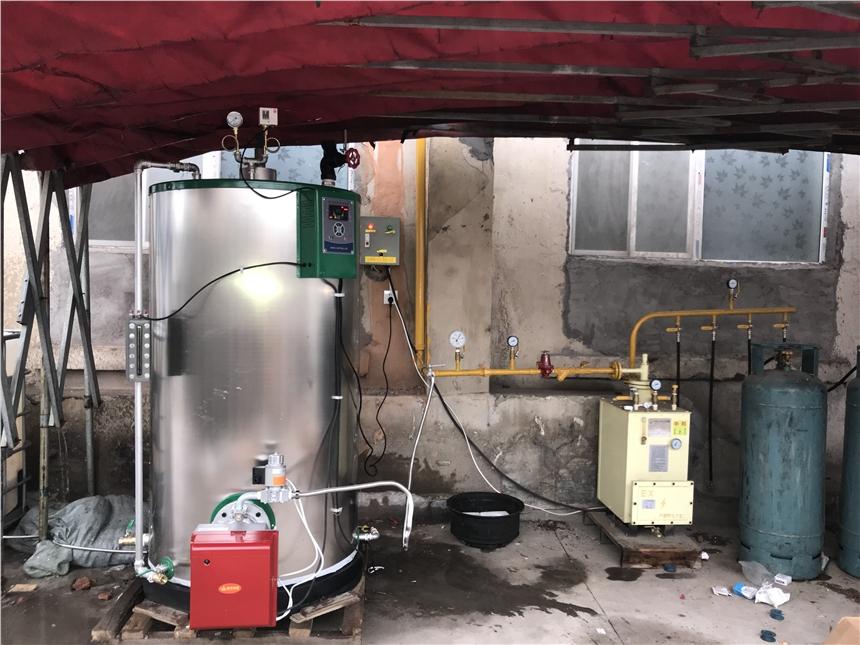克拉玛依0.3吨燃油蒸汽机洗衣房能用不