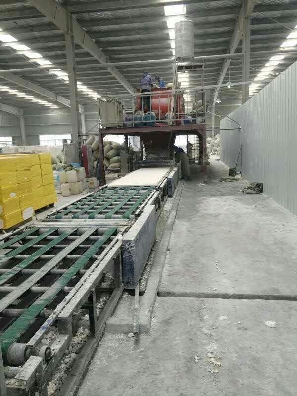 黑龙江自动计量上料大型匀质板设备多少钱