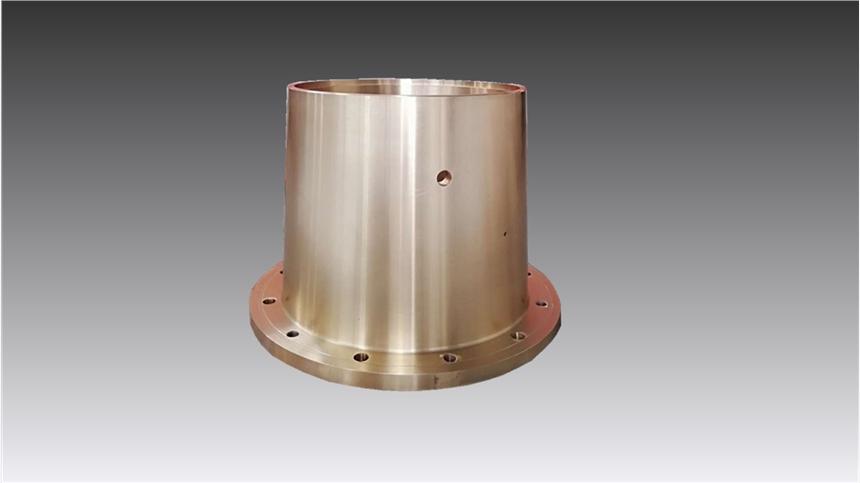 青銅襯套  錫青銅555材料 耐磨耐用壽命長