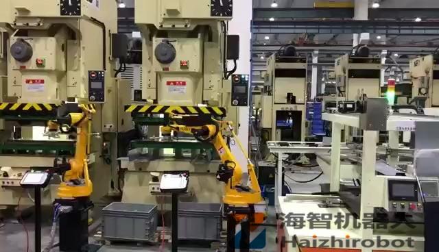 单工位冲压机械手,冲压机械手厂商