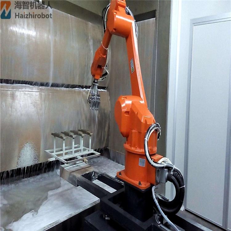 自動化噴涂機器人供應商 東莞海智噴涂機器人