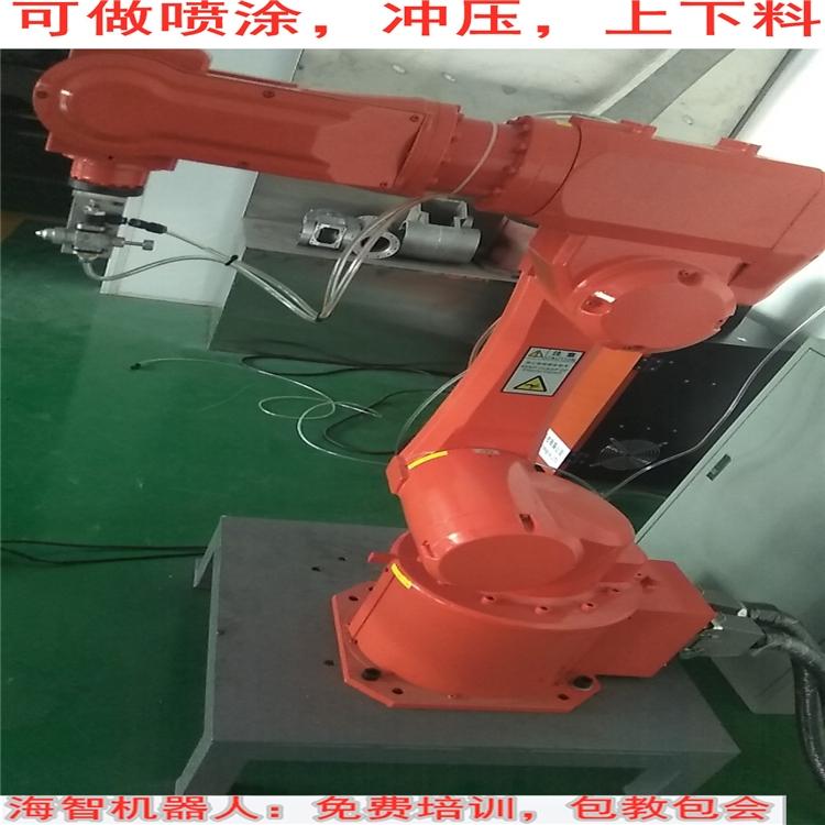 噴油機器人東莞噴涂機器人培訓