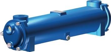 西班牙PILAN TP-A1系列管壳式换热器汉达森供应