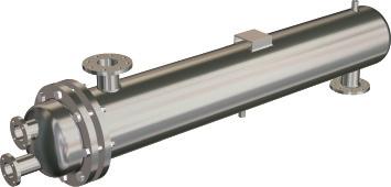 西班牙PILAN TP-E5系列管壳式换热器汉达森供应