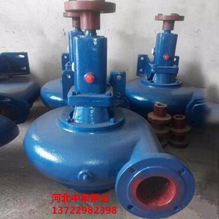 污水泵雜質泵PWF耐腐蝕排污離心泵適用范圍