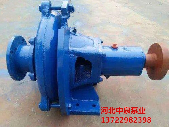 臥式泥漿泵污泥濃縮脫水一體機污泥雜質泵3PN泥漿泵葉輪泵體