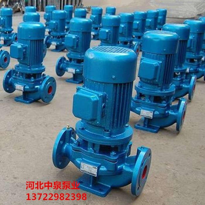 四川筠連ISG150-400農田灌溉管道泵*農業水利系統