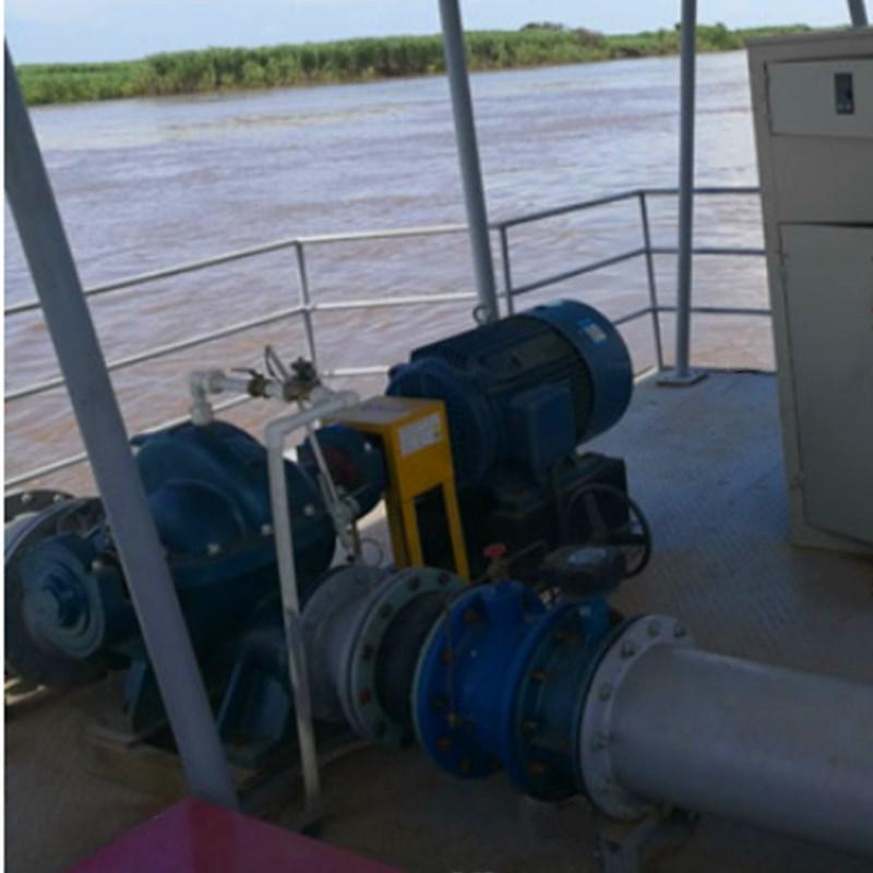 防洪排澇單級雙吸泵+西陽200S63A蝸殼中開泵運轉須知
