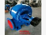 白山抚松Q300HW-12混流泵O农田灌溉蜗牛泵升级产品