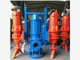 績溪8寸潛水泥漿泵+河道清淤潛水吸沙泵不阻塞