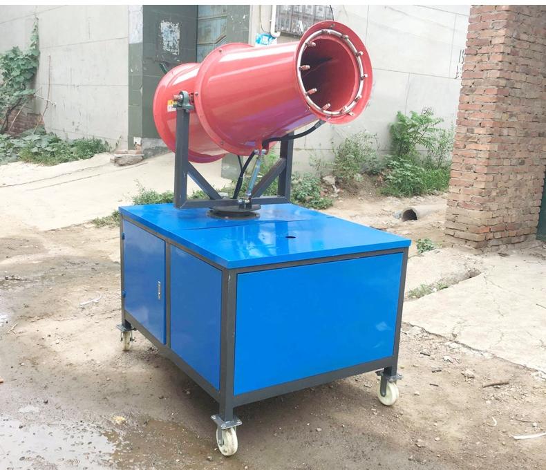 上海省黄浦区销售除尘环保雾炮机型号