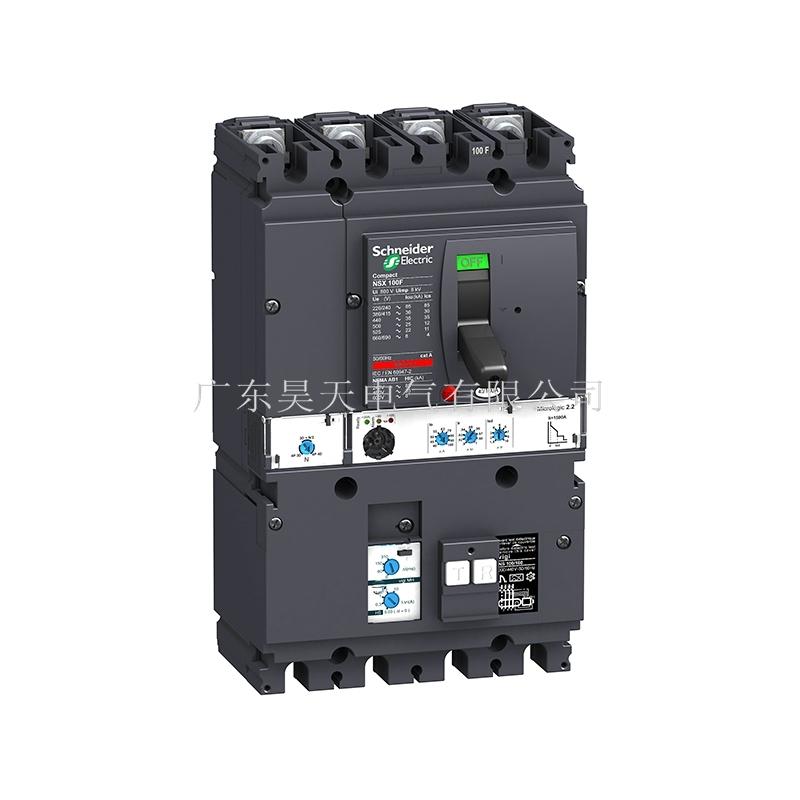 福建施耐德代理商EZD160S斷路器原裝正品