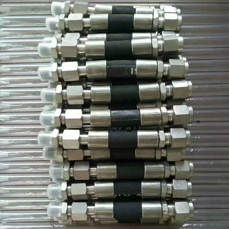 高壓鋼絲纏繞膠管 超然 礦山機械用高壓膠管廠家供應