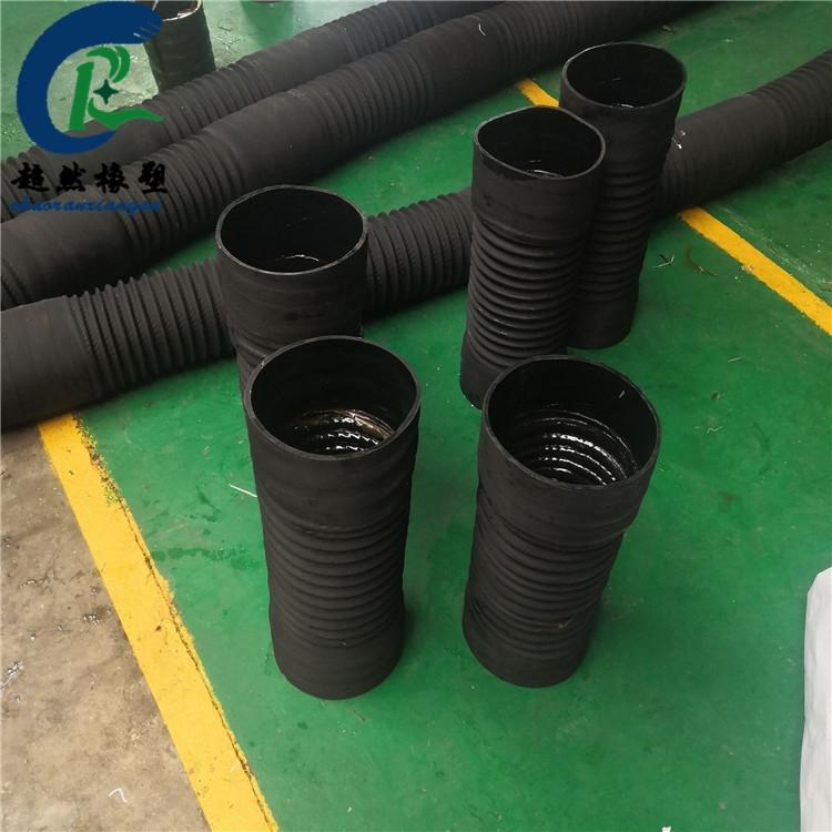 低壓伸縮膠管 夾布波紋管 超然 變徑橡膠伸縮軟管批發零售