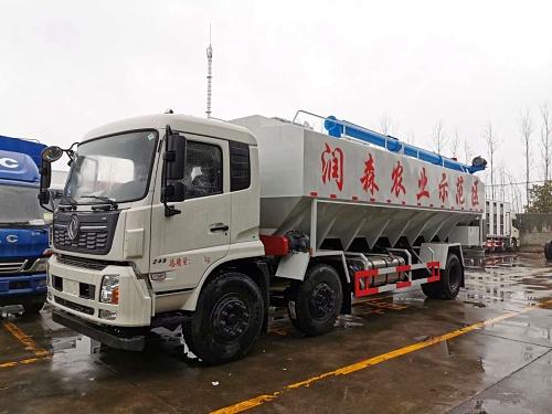吉安市遂川县散装饲料运输车绞龙价格