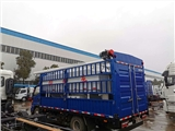 散装饲料运输车绞龙优质商品价格