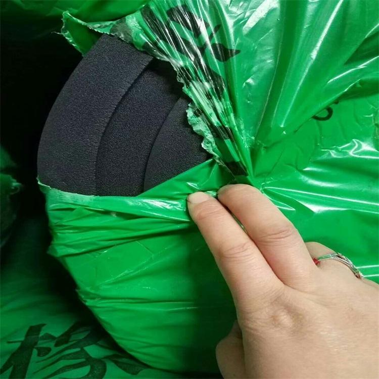 空調用黑色保溫橡塑海綿管每平方造價