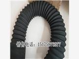 廠家直銷 伸縮軟管 除塵通風用帶鋼絲橡膠伸縮軟管的價格