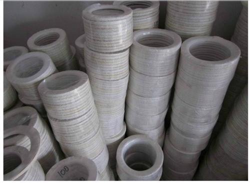 鹿邑窯爐口包覆墊/石棉包覆墊/四氟墊廠價銷售