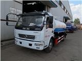 优质供应自流井国五东风大多利卡6吨小型吸粪车多少钱一辆