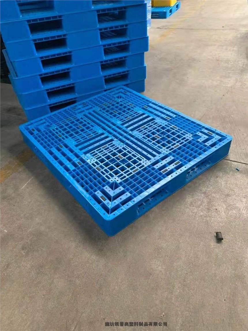 臺前叉車塑料托盤凱普奧-出廠