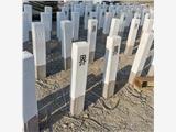 重慶鐵路地界樁廠家價格