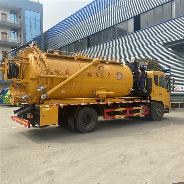上海排水搶修車廠家推薦