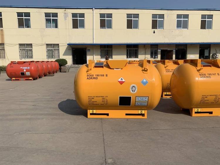 河北張家口T21化工運輸罐柜生產廠家用途船級社CCS/BV/ASME認證
