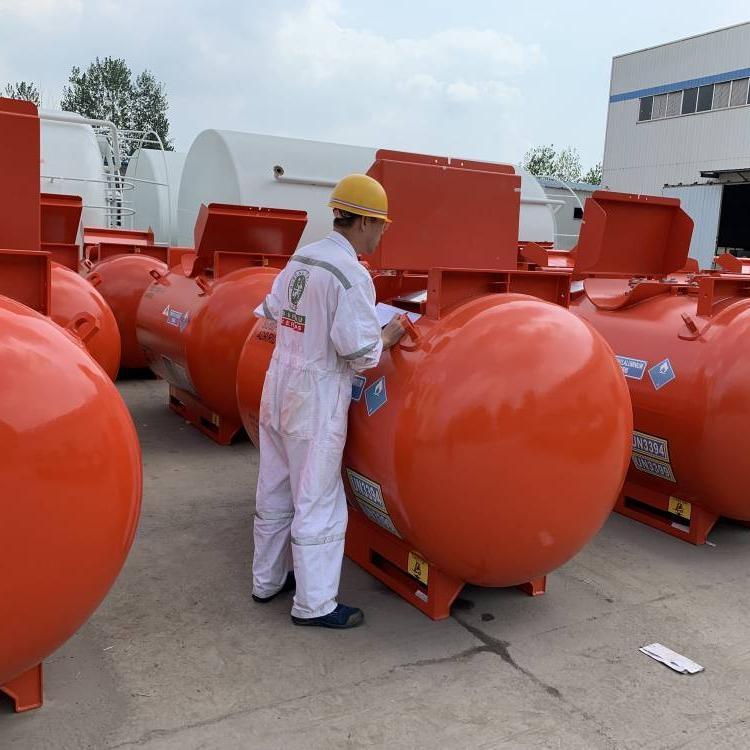 浙江寧波市T21罐柜廠家直銷價格船級社CCS/BV/ASME認證