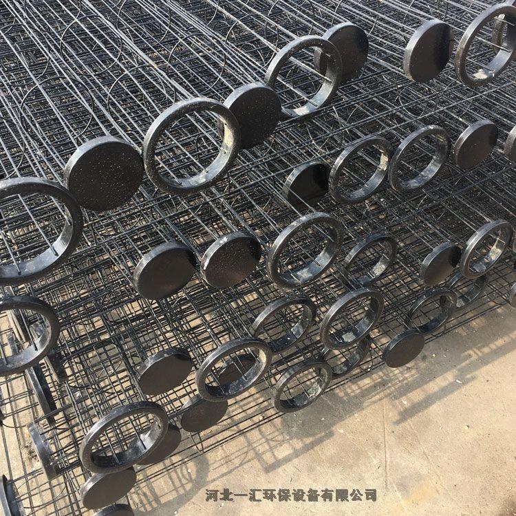 山东布袋骨架除尘器骨架厂家支持定制不锈钢除尘骨架