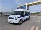 江铃福特新世代V348负压救护车配置详情