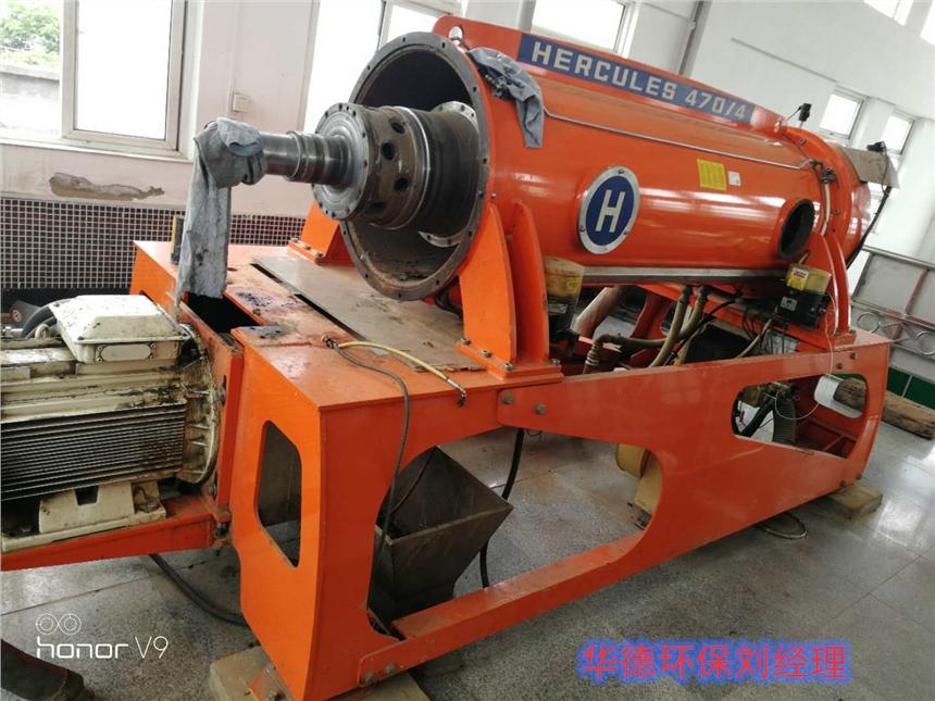 遼寧葫蘆島海申LW720離心機震動維修