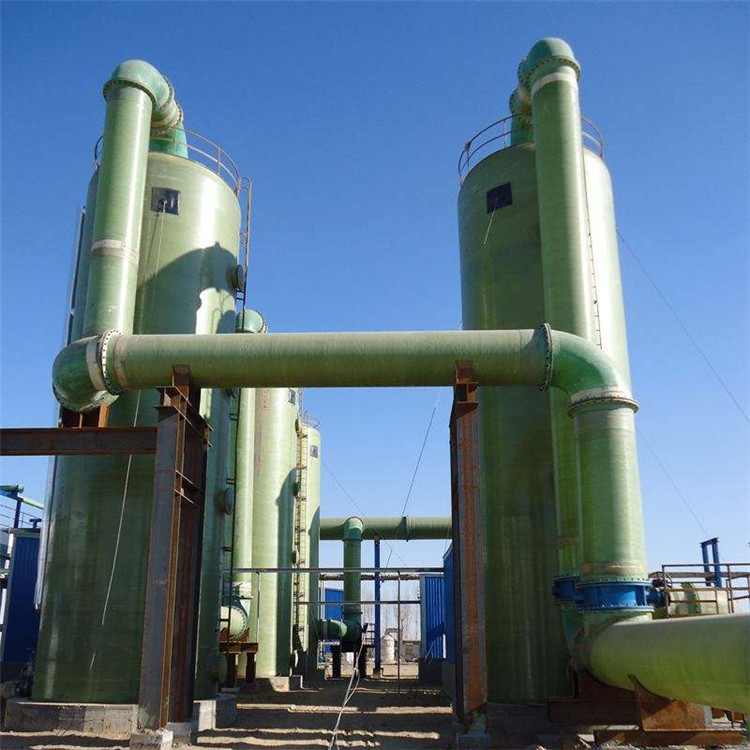 玻璃钢脱硫塔砖厂 电厂 冶炼厂脱硫塔 锅炉脱硫塔