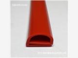 紅色硅膠E型密實耐高溫密封條