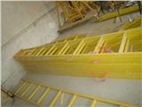 玻璃钢绝缘伸缩梯,全绝缘,阻燃,电工检修安全产品