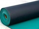 防静电台垫橡胶垫 耐高温 静电胶皮 绿色实验室工作维修桌布桌垫
