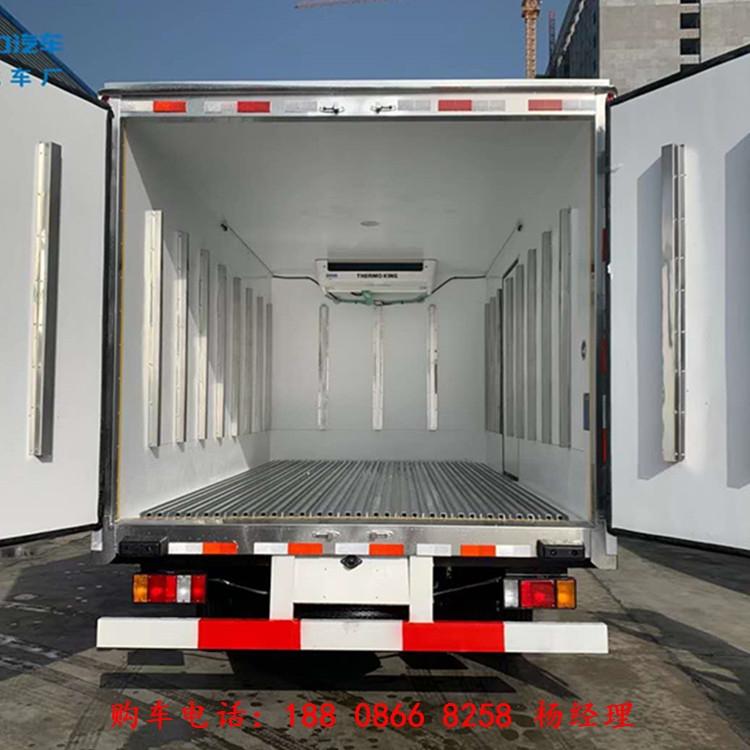 池州市小型國六冷藏車在哪買