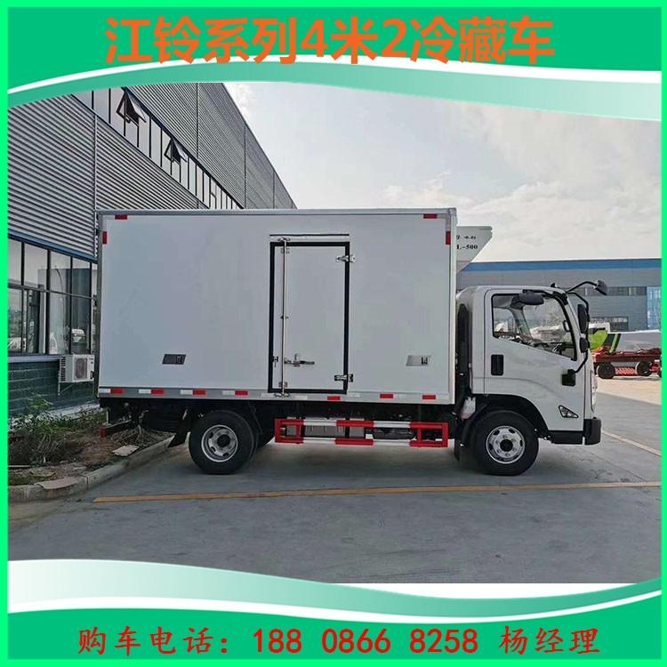 寧德市東風4米2冷藏車在線咨詢