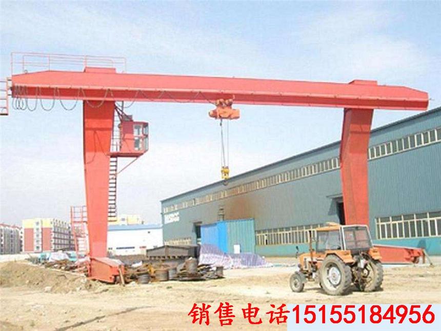 16吨行车吊车,厂家定制,室外行车,起重机厂,L型电动葫芦门式起重机