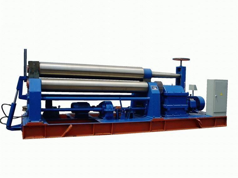 長沙卷板機W11-30*2200液壓機械報價銘牌企業