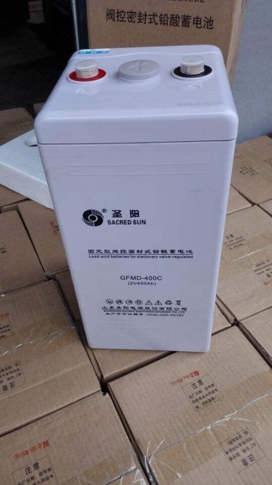 圣陽蓄電池2V600AH現貨價格