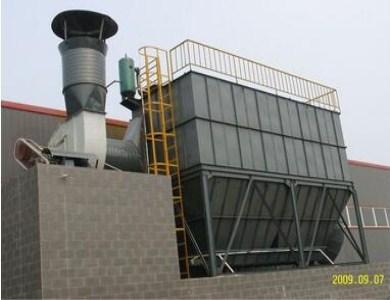 氣箱脈沖布袋除塵器,PPC氣箱脈沖布袋除塵器結構,氣箱脈沖除塵器報價