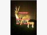 供应LED白色滴胶五角星圣诞造型灯 图案灯 春节灯画