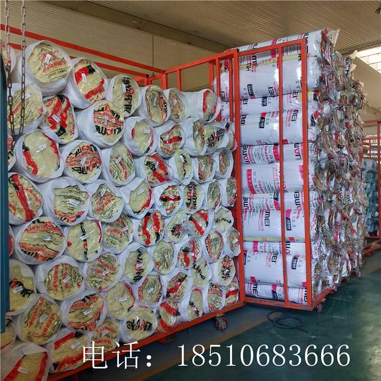 广东华美玻璃棉卷毡市场价格