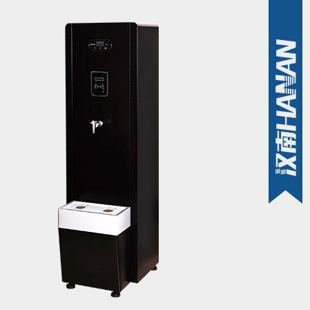 汉南L1热推式开水器校园刷卡饮水机商务节能直饮机不锈钢开水机
