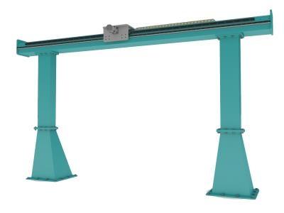 河南第七軸標準空軌 單軸懸臂變位機 河南第七軸標準空軌