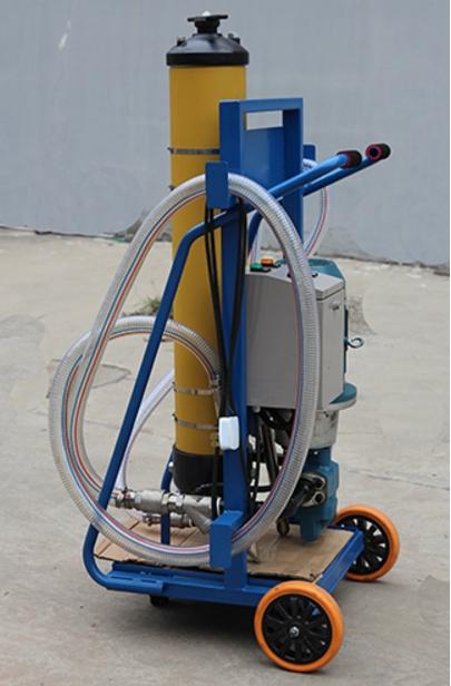 移動式濾油小車PFC8314U-50-H-KP-YV高效濾油機