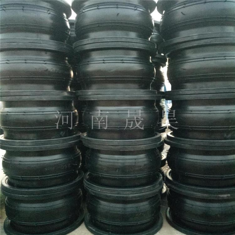 江蘇南京市國標法蘭橡膠軟接頭發貨及時經久耐用